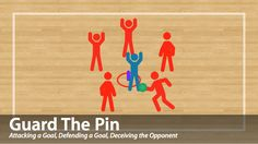 Guard the Pin is a fun invasion game for your physical education classes. Click through to learn more about the rules, layers, tactics and learning outcomes this game focuses on! #physed