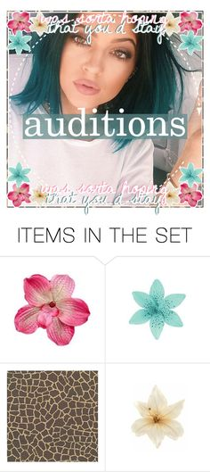 """☽; auditions"" by celebrity-tippers ❤ liked on Polyvore featuring art and iconsbyjackie"