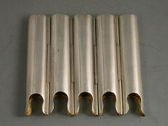 Edwardian Silver Balkan Sobranie Cigarette Case, Jordan & Raybould, London 1903
