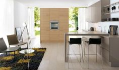 This is the Schuller Veneto kitchen range and it adds unique depth to the designs available.