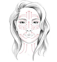 A facial massage isn't just for pampering yourself. It increases circulation, collagen production and lymphatic drainage for firm, radiant skin. It also enhances product absorption, making it essential for every skin care routine. Face Gym, Face Yoga, Sante Bio, Korean Facial, Face Massage, Lymph Massage, Massage Room, Massage Chair, Face Exercises