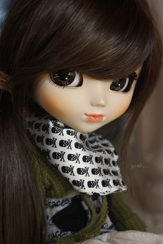 I love this doll