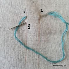 프랑스자수법 알기쉽게 알려드려요~~ 코랄스티치, 싱글패더스티치 : 네이버 블로그 Fish Tattoos, Diy And Crafts, Craft, Needlepoint