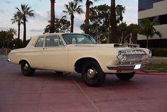 1963 dodge 330 max wedge tribute,clean cali. car,no reserve