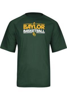 Adidas #Baylor Basketball T-Shirt