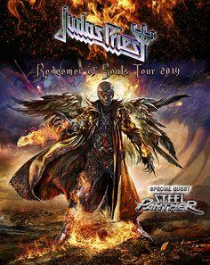 Judas Priest ~ Redeemer of Souls 2014