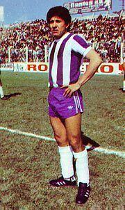 Luis Galván.Campeón Mundial con la Selección Argentina en FIFA World Cup Argentina 1978.