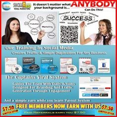 OUR NEW PAY PLAN ~NOW ACTIVE! 1ST REFERRAL CONTEST ~ 8/15 - 8/30/2014  http://socialx20.com/?vpid=1