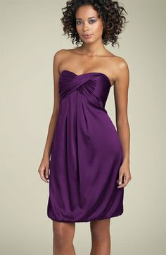 Another great bridesmaid dress