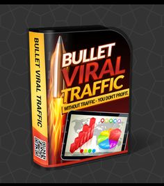 Bullet Viral Traffic is AMAZING Product created by Justin Anderson. Bullet Viral Traffic is TOP Software to Makes Generating Content Downright EASY and Got Hundreds Visitors Per Day Instantly On FULL Autopilot.