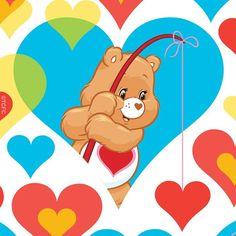 Care Bears: Tenderheart Fishing for Love