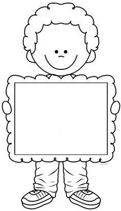 Niño para escribir