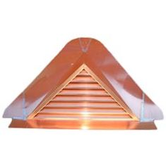 Copper Roof Vents (Dormers) - Copper Summit Inc
