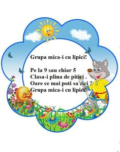 Poezie - Grupa mica-i cu lipici! Kids Education, Nursery Rhymes, Preschool Activities, Kids And Parenting, Flower Power, Homeschooling, Christmas Crafts, Classroom, Songs