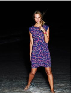 Harbour island dress - Boden