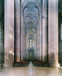 <!--63-->Mosteiro da Batalha I by Candida Höfer