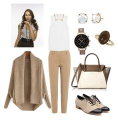 """""""Spencer Hastings Outfits"""" by mari-lomova ❤ liked on Polyvore featuring Brunello Cucinelli, Miu Miu, Liam Fahy, Vince Camuto, Olivia Burton, Dorothy Perkins, women's clothing, women, female and woman                                                                                                                                                      More"""