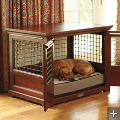 Gorgeous pet crate