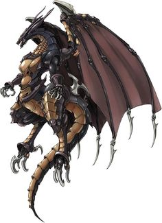"""Bahamut (バハムート, Bahamūto?), sometimes known by his epithet """"The Dragon King,"""" is one of the most prominent summons in the Final Fantasy series. He has appeared in several installments, as well as his own game, Bahamut Lagoon. He also appeared as an enemy in Super Mario RPG: Legend of the Seven Stars with the name of Bahamutt, in addition to being the namesake for the Sky Fortress Bahamut in Final Fantasy XII. In the Compilation of Final Fantasy VII, there are several species of Bahamut…"""