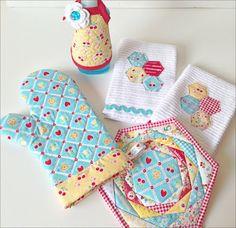 cute set ~ lovely little handmades