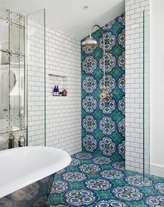 Bathroom inspiration | shower