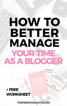 BLOGGING, #blogtips #timemanagement #productivity #bloggingtips #blogging #howtobeproductive #personaldevelopment #biztips  via @Paula13t
