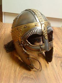 Viking Helmet - Beowulf by ~Blackbeard666 on deviantART