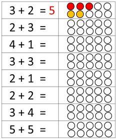 Creative Activities For Kids, Preschool Learning Activities, Preschool Math, Math For Kids, 1st Grade Math Worksheets, Kindergarten Math Worksheets, Worksheets For Kids, Life Skills Kids, English Grammar For Kids