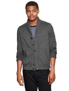 Cotton cashmere shawl cardigan - GOT IT & LOVE IT!!!
