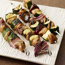 Image of  Moroccan Chicken Kebabs