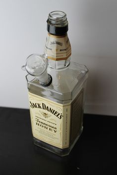 The product Jack Daniel's Honey Water Pipe is sold by Liquor Bongs in our Tictail store. Tictail lets you create a beautiful online store for free - tictail.com
