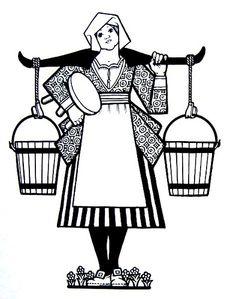8: Dutch Milk Maid