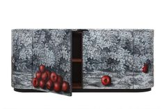 buffet by Fornasetti | pop-art furniture http://www.mydesignweek.eu/chic-furniture-ideas-inspired-by-pop-art/#.U80imvldVps