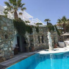 #Greek #Pool #Tranquil #OrnosBay #Mykonos #Greece #Travel #Greek #Isle #HotelLife #Poolside Katrina Woolverton | Gallery