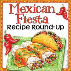 Who doesn't love a delicious fiesta? And whether you're celebrating the weekend or a special occasion, these zesty recipes are always welcome. We'd love to hear about your favorite fiesta fare...from tacos to burritos, nachos to tortilla soup, what's your pick? Share your recipes today! So tell us... What are...