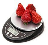 #5: Mango Spot Digital Multifunction Kitchen and Food Scale 1g to 11lbs Capacity
