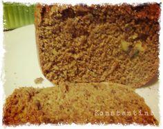 A little something made by me... Κάτι δικό μου: Ψωμί ολικής άλεσης στον αρτοπαρασκευαστή