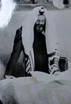 Incognito Photos of the Rebbe