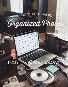 Getting Started: One Year to More Organized Photos. Where to begin when it comes to getting your photo clutter under control!