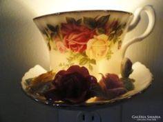 EXTRÉM!164db! 12.sz 62éves Royal Albert Angol ét/kávés.teás
