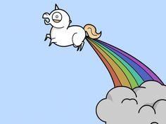 unicorns I love them!!