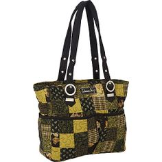 #FabricHandbags, #Handbags - Donna Sharp Elaina Bag, Montreal Montreal - Donna Sharp Fabric Handbags