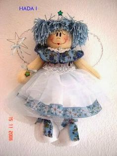 free Angel pattern...no directions