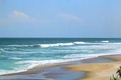 Playalinda Beach at the Cape Canaveral National Seashore. Titusville, #Florida #CapeCanaveral