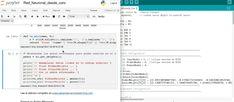 Programa un Coche Arduino que conduce sólo | Aprende Machine Learning Arduino, Coding, Linear Function, Neurons, Artificial Intelligence, Ultrasound, Iron, Programming