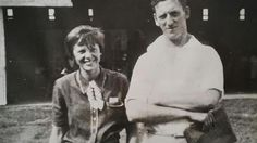 This is the last known still picture of Amelia Earhart and her navigator Fred Noonan Picture: Remember Amelia, the Larry C. Inman Historical Collection on Amelia Earhart