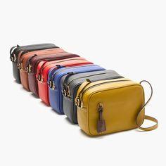 791dee807d43 Signet bag in Italian leather item F5231  128.00 Leather. Zip closure.  Inside pocket.