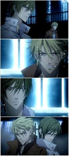 The hottest and best Zweilt pair ...  betrayal knows my name, hotsuma renjou, shūsei usui, uraboku, uragiri