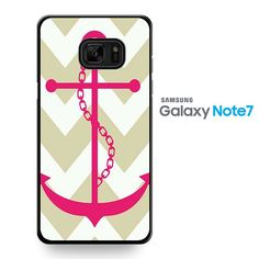Pinky Anchor TATUM-8731 Samsung Phonecase Cover For Samsung Galaxy Note 7