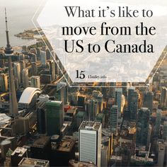 What it's really like to move from the USA to Canada